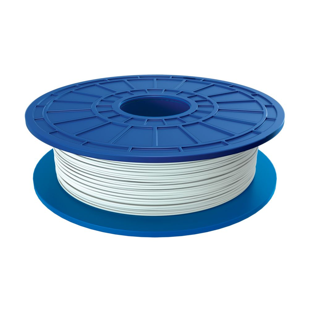 PLA 3D Filament in White