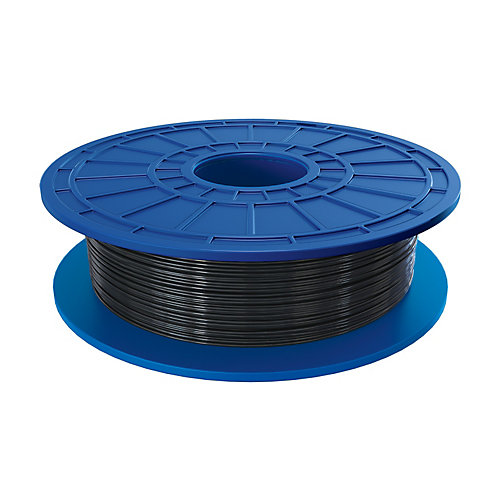 PLA 3D Filament in Black