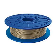 PLA 3D Filament in Gold