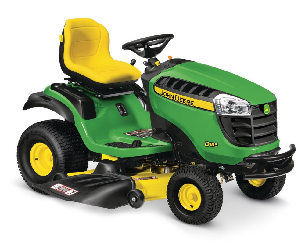 48-inch 24-HP ELS D155 Hydrostatic Gas Front-Engine Riding Mower