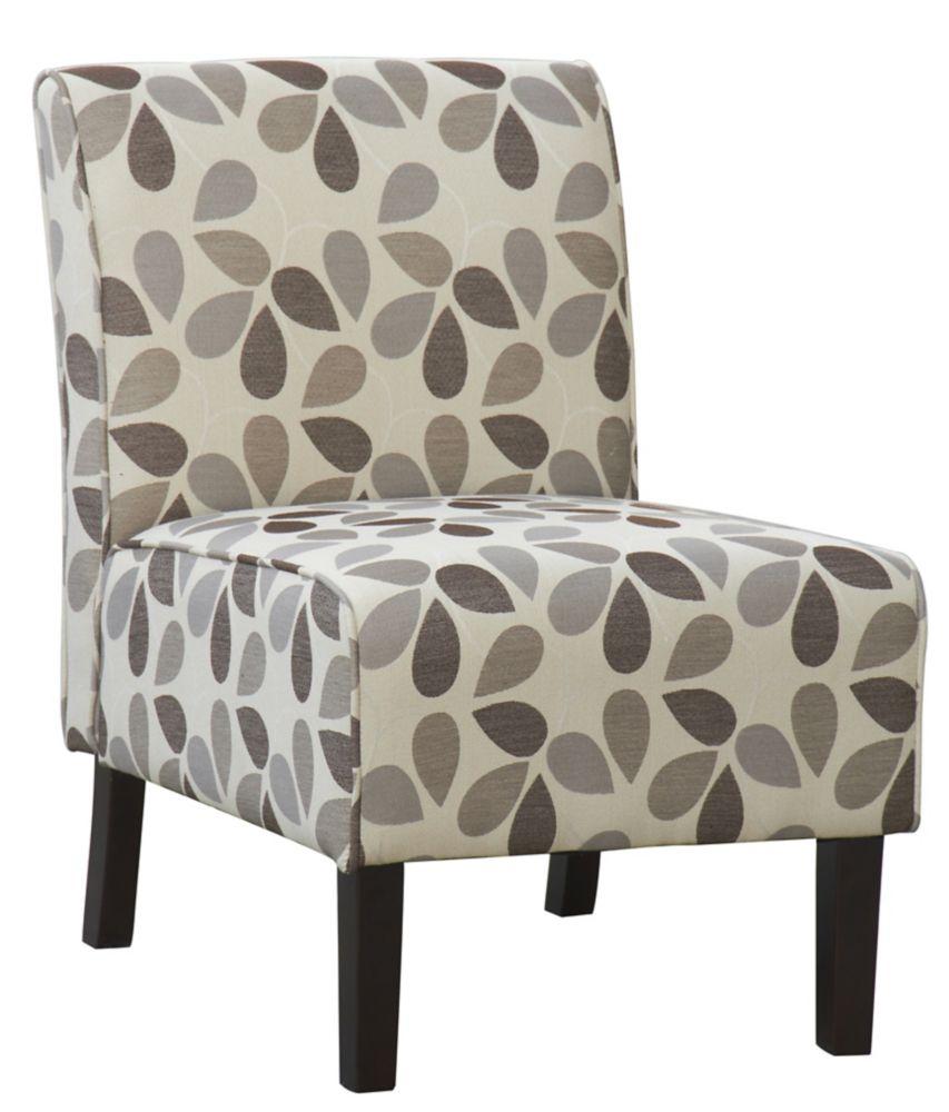 Flora Accent Chair Beige