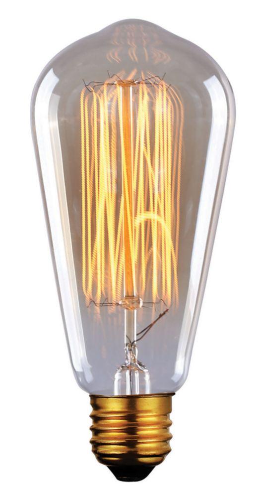 60W Vintage Filament Bulb