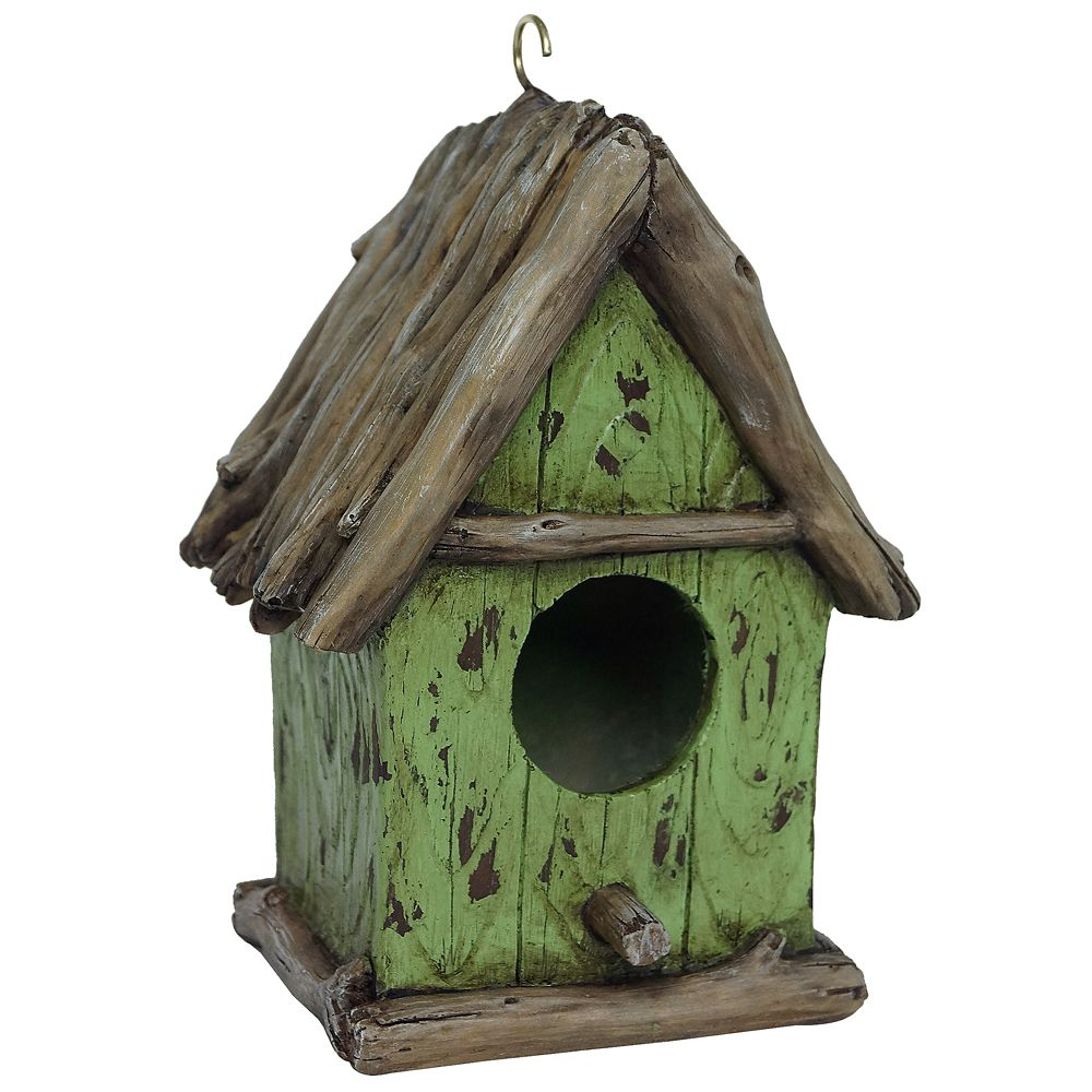 9 Inch Decor Birdhouse