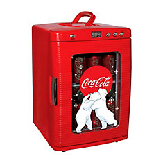 Frigo voyant Coca Cola