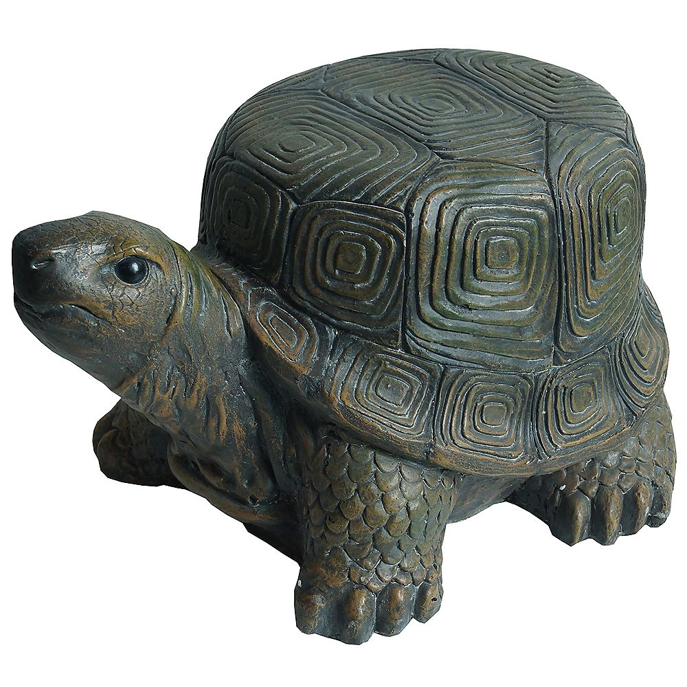 Angelo Décor Turtle Stool Statue