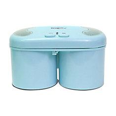 Deluxe Double Treat Ice Cream Maker - Blue