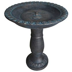 Angelo Décor Sole Birdbath