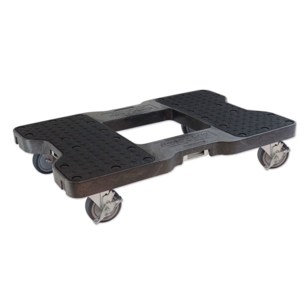 SNAP-LOC E-Track Dolly, Black