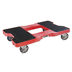 Snap-Loc Dolly, Red