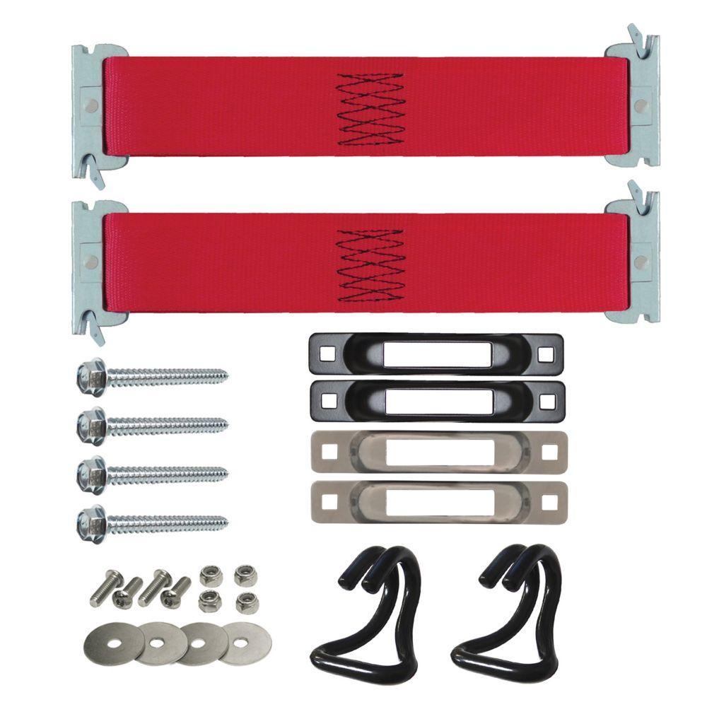 SNAP-LOC Hang It E-Strap Kit #3