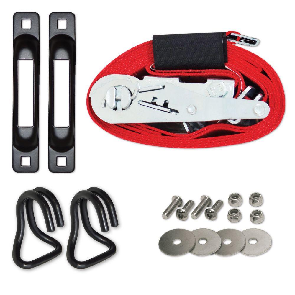 SNAP-LOC Ratchet Pack W/Hooks