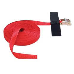 "SLTC150CR Snap-Loc Cinch Strap 1""x50' w/CaM RED"