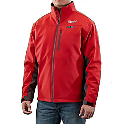 Milwaukee Tool M12 Cordless Red Heated Jacket Only - XL