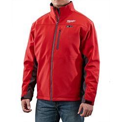 Milwaukee Tool Veste chauffante sans fil rouge M12 - veste seulement - TG