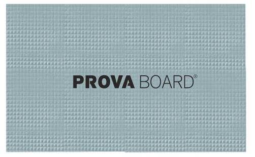 PROVA-BOARD 32 Inch X 48 Inch X 1/2 Inch - WATERPROOFING BOARD � 5 PACK