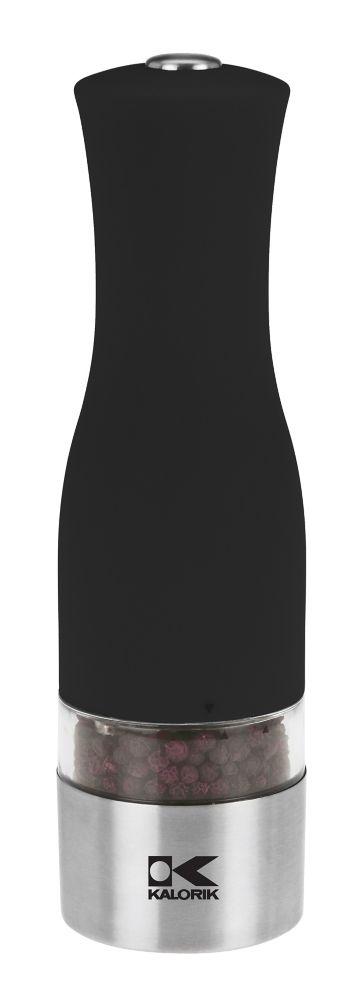 Kolor moulin à poivre electrique noir