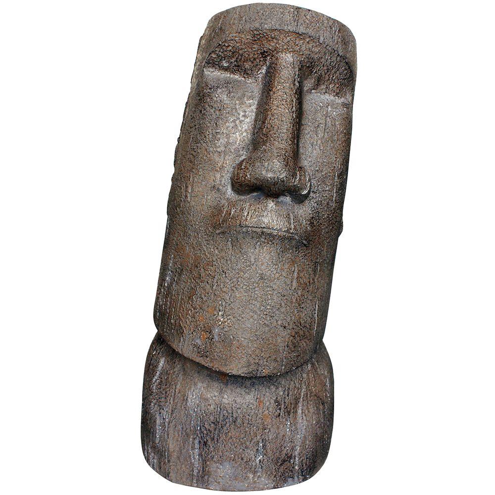 Statue île de Pâques El Gigante 122 cm