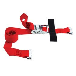 "SLTE208RR Snap-Loc  E-Strap 2""x8' Ratchet Red"