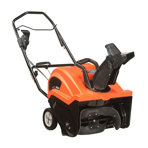 Ariens Path Pro 21-Inch, Single Stage, 120V Electric Start Snowblower with 208cc Ariens AX Engine, Remote Chute