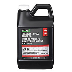 Premium Sae 30 Lawn Mower And Tractor Engine Oil