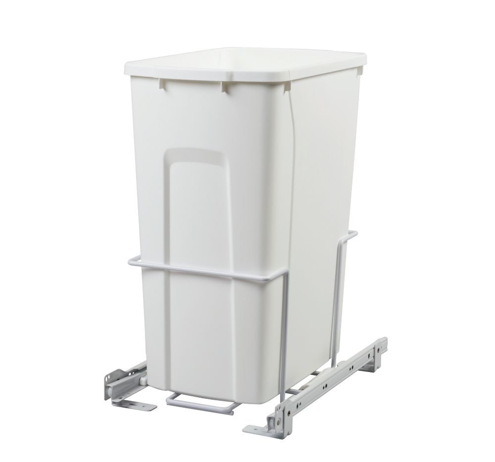 35QT Slide-Out Waste Bin
