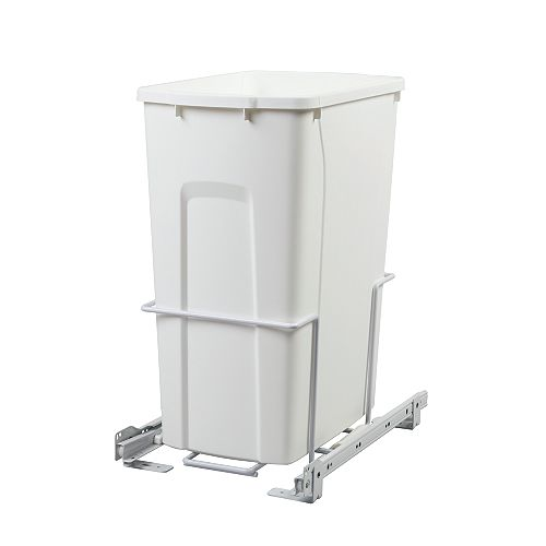 Real Solutions 29QT Slide-Out Waste Bin