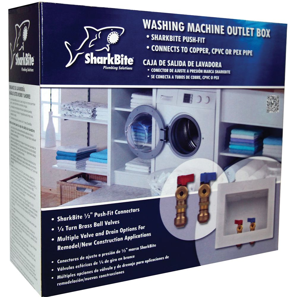 Sb Washing Machine Outlet Box