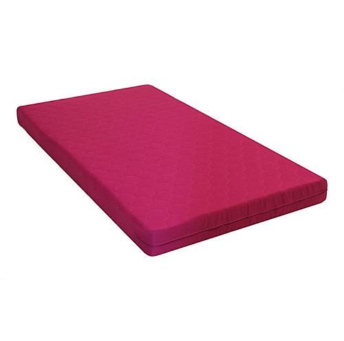 bunk home mattress colors multiple ip bed quilted dorel twin walmart com
