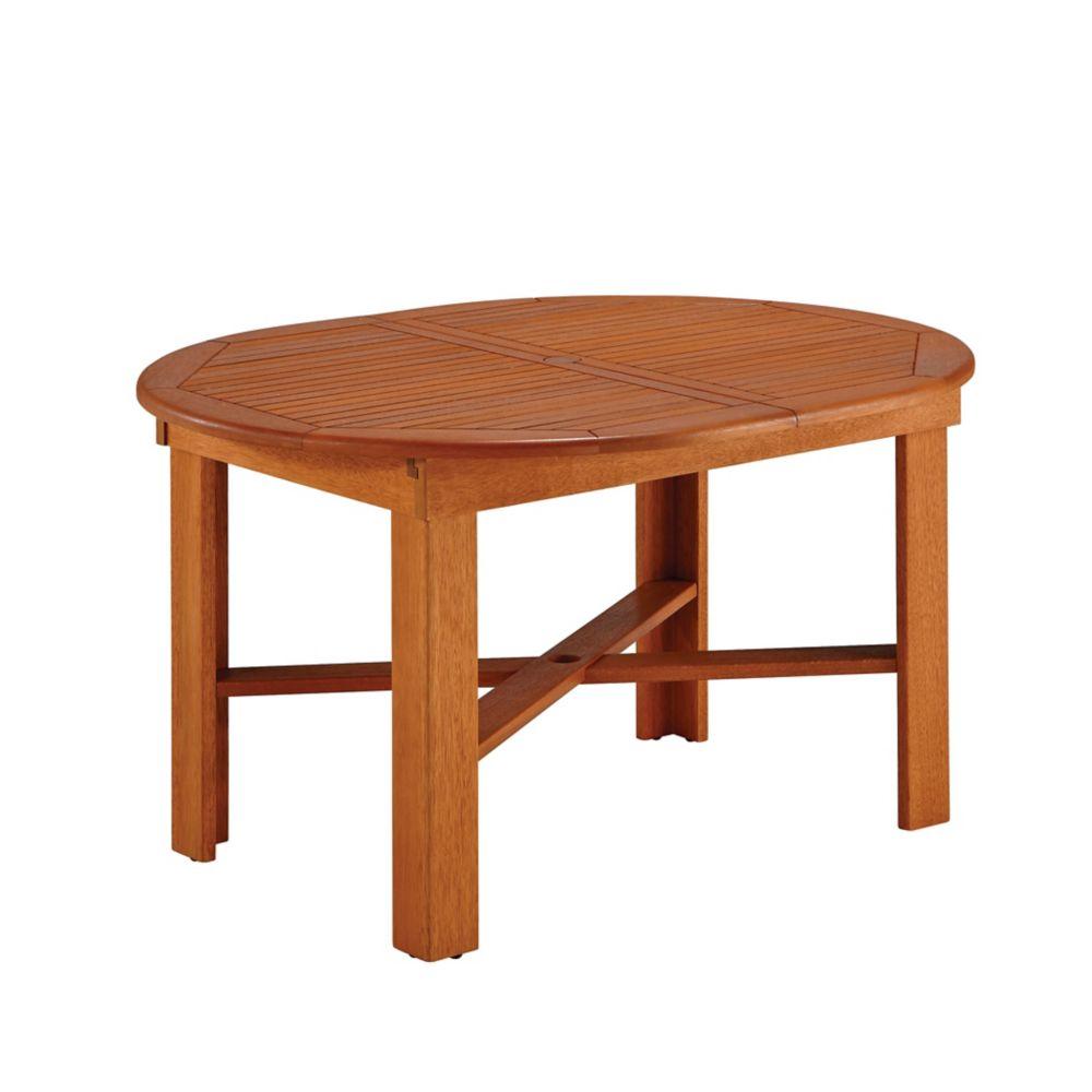 Bai Hai Oval Outdoor Dining Table