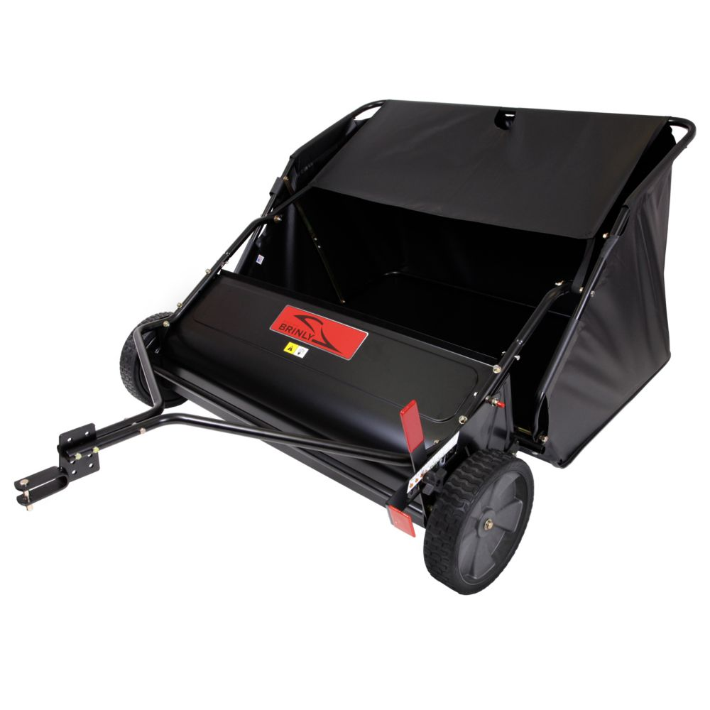 Brinly-Hardy 42-inch 20 cu. ft. Tow-Behind Lawn Sweeper