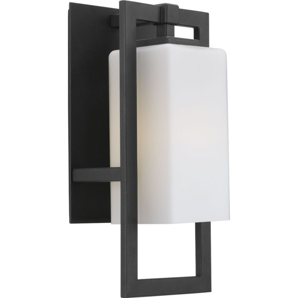 Jack Collection 1-Light Black Wall Lantern
