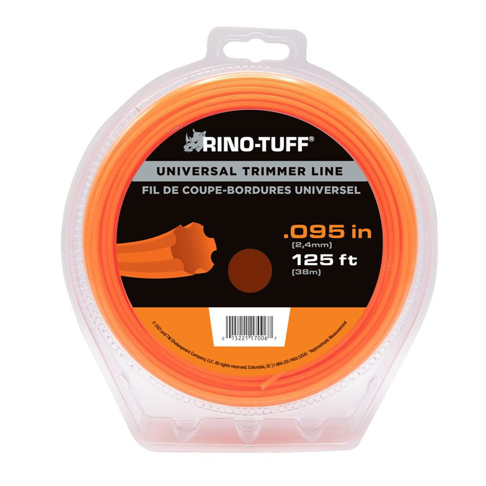 Universal .095-in x 125-ft Trimmer Line