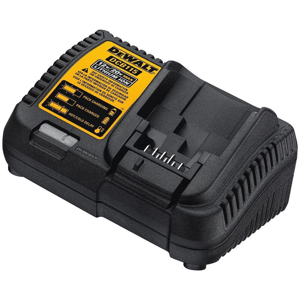 Chargeur de pile au lithium-ion 12/20V Max*
