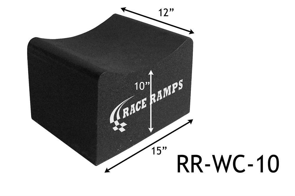 Race Ramps Wheel Cribs