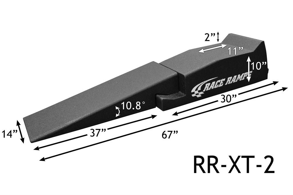Race Ramps 67 inch Two Piece