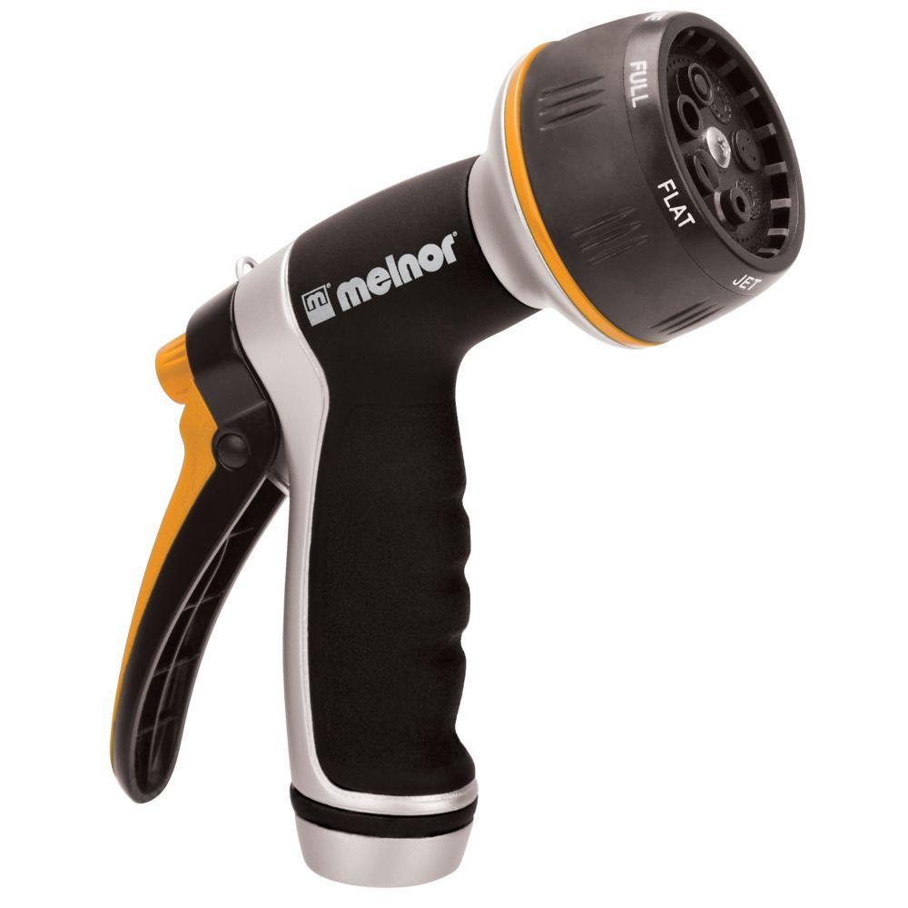 7 Pattern Metal Sprayer Nozzle Rear Trigger