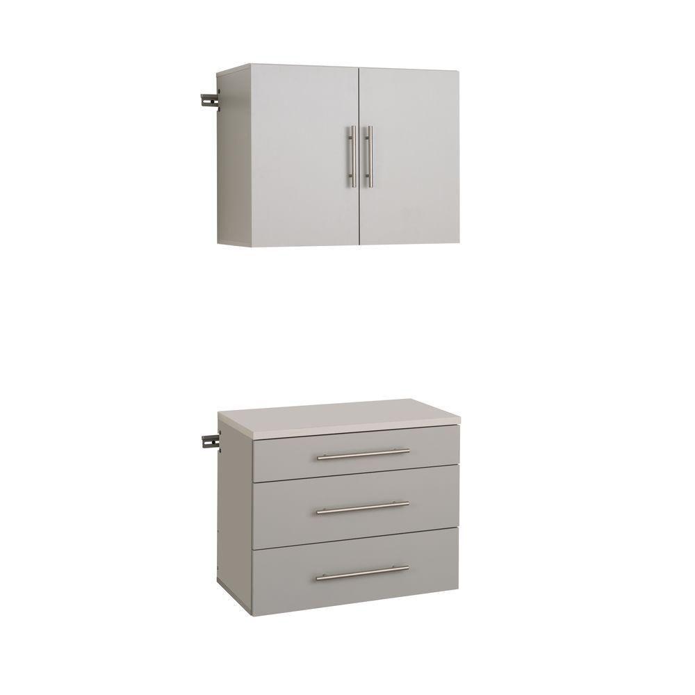 HangUps 30 Inch Storage Cabinet Set A - 2pc