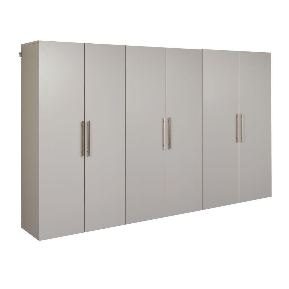 HangUps 108 Inch Storage Cabinet Set E - 3pc
