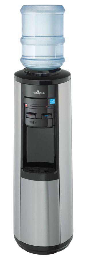 chaude et Distributeur d'eau froide en acier inoxydable
