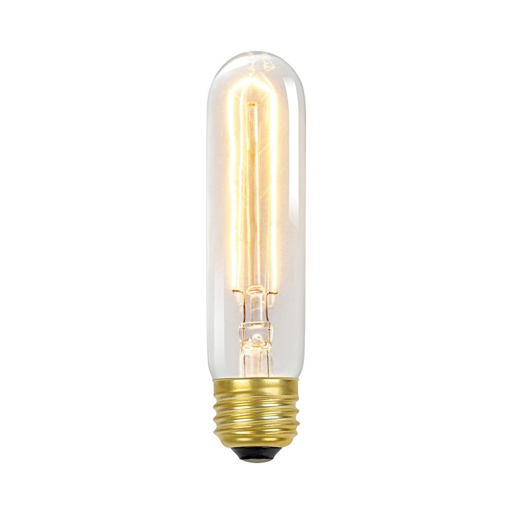 60watt vintage edison g40 vanity tungsten incandescent filament light bulb e26 base antique