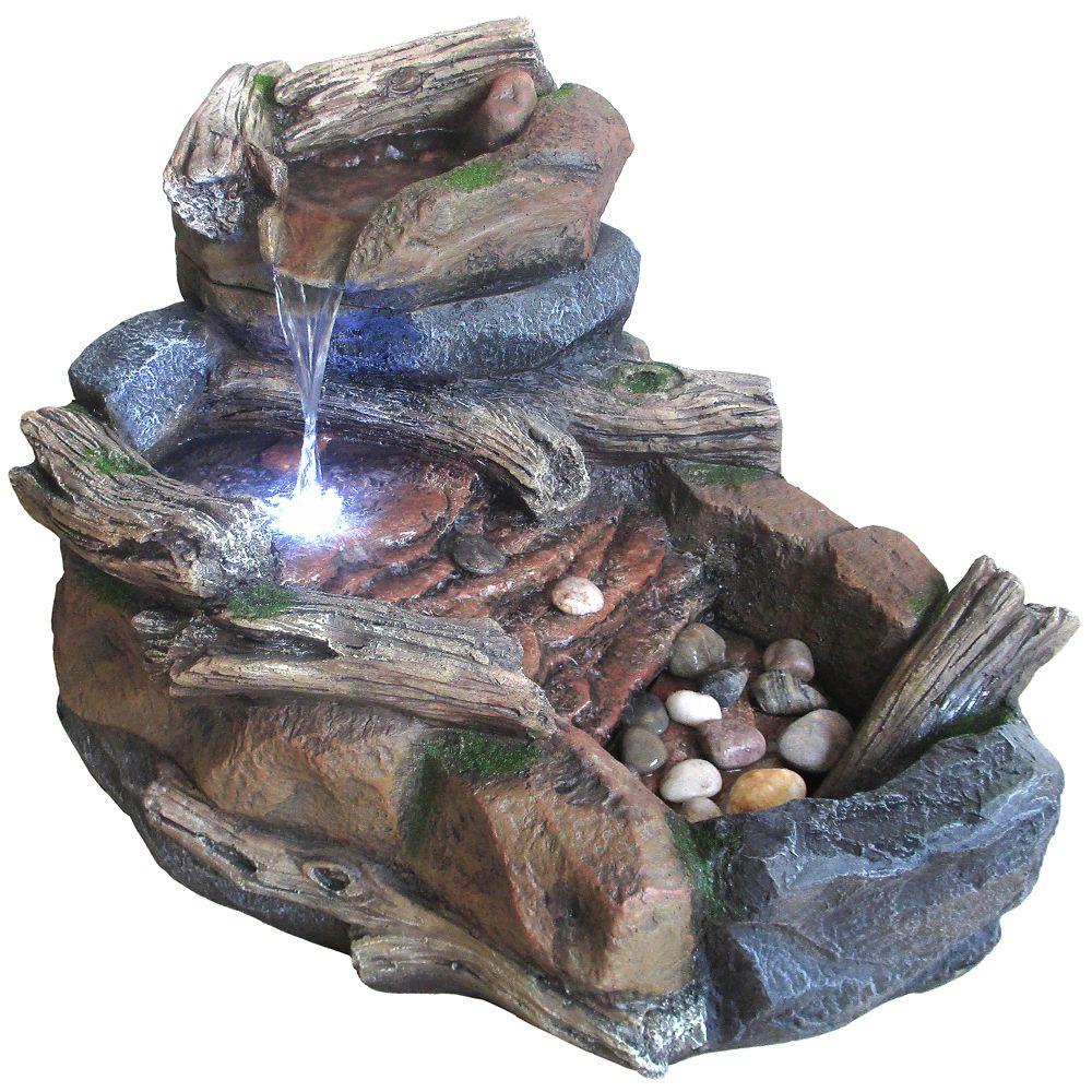 Angelo Décor Sicamous Fountain
