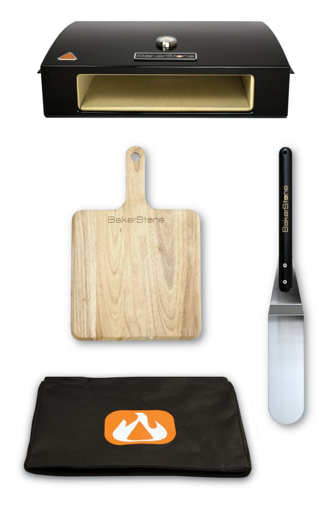 Pizza Oven Box Kit (Includes Peel and Spatula)