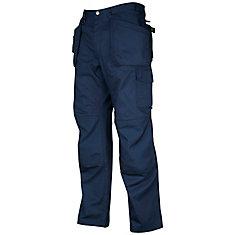 Pantalon de travail multi poches de type cargo pour hommes - 44X32