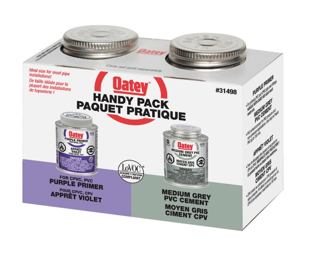 236 Ml Purple Primer / Pvc Handipack