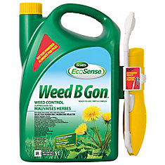 Scotts Ecosense Weed B Gon 5L Lawn Weed Control Formula with Ready To Use Comfort Wand