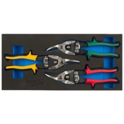 Seattle Tool Aviation Snip Set - (3-Piece)