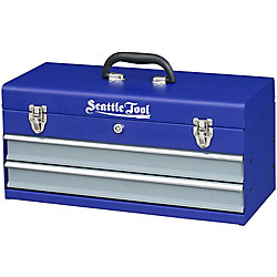Seattle Tool 19 Inch Tool Chest - 2 Drawers