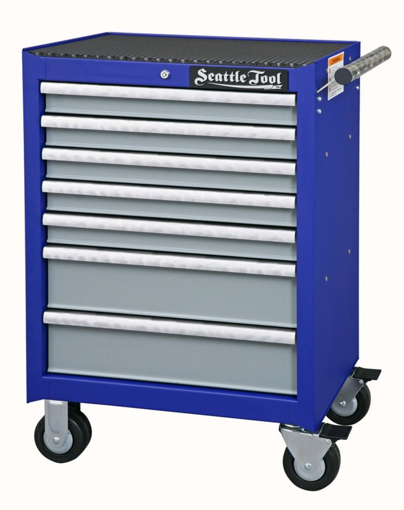 26 Inch Elite Series Tool Cabinet - 7 Drawers