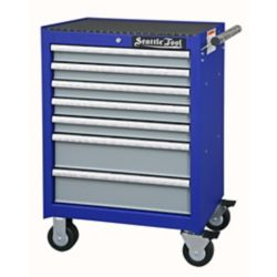 Seattle Tool 26 Inch Elite Series Tool Cabinet - 7 Drawers
