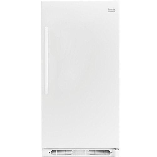 16.6 cu. ft. Refrigerator in White
